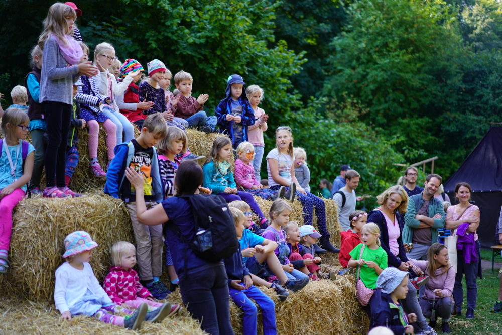 The Lübeck Forest Adventure Day